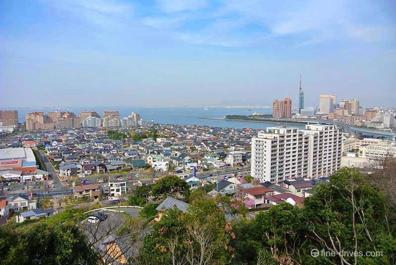 愛宕神社からの眺め