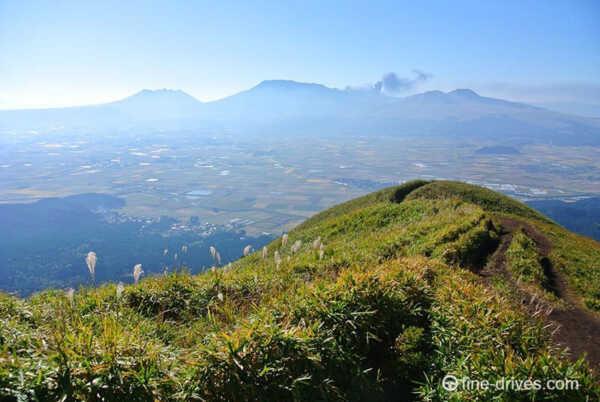 熊本県阿蘇 大観峰