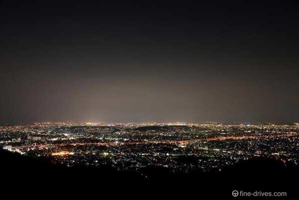 画像:油山展望台