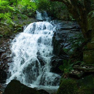 千寿院の滝