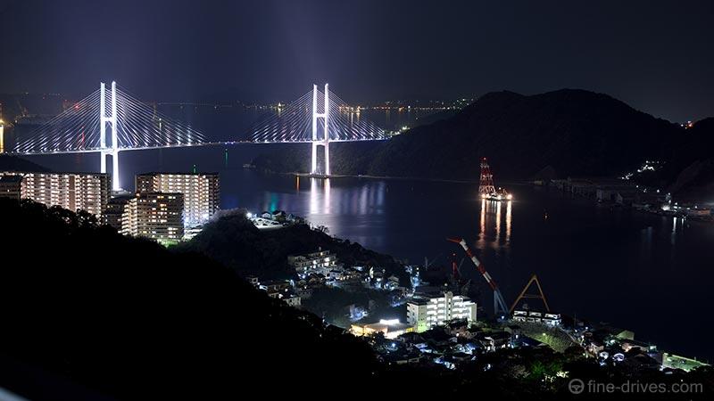 長崎市女神大橋