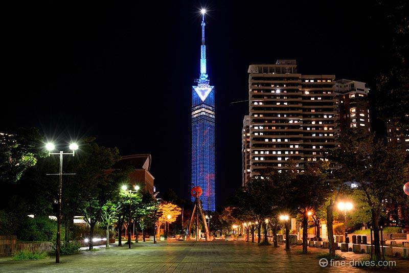 写真:福岡タワー