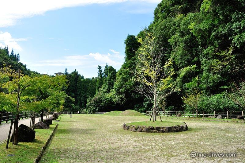 桜滝 ふれあい広場