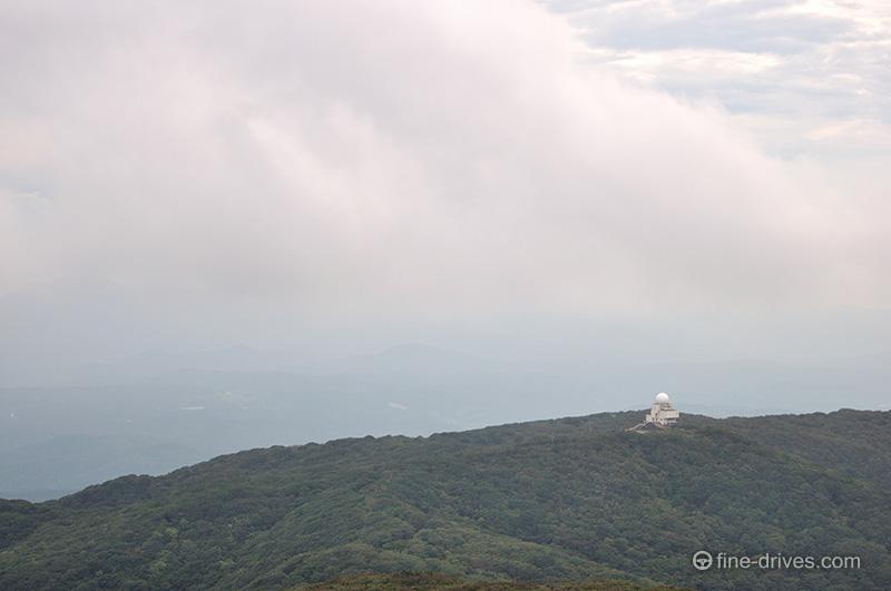 福岡管区気象台 脊振山気象レーダー観測所