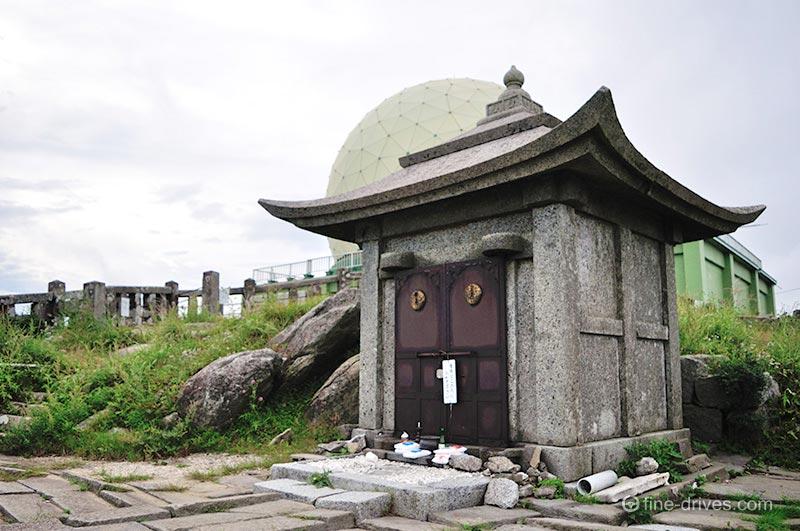 脊振神社上宮