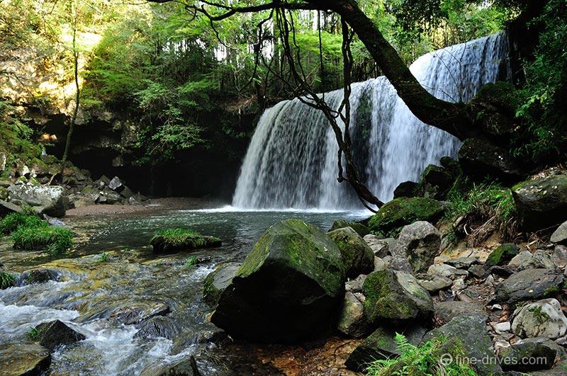 鍋ヶ滝 熊本県小国町