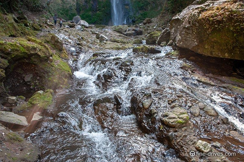 写真 東椎屋の滝