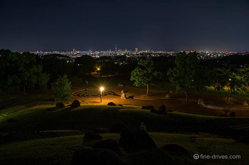 西油山中央公園