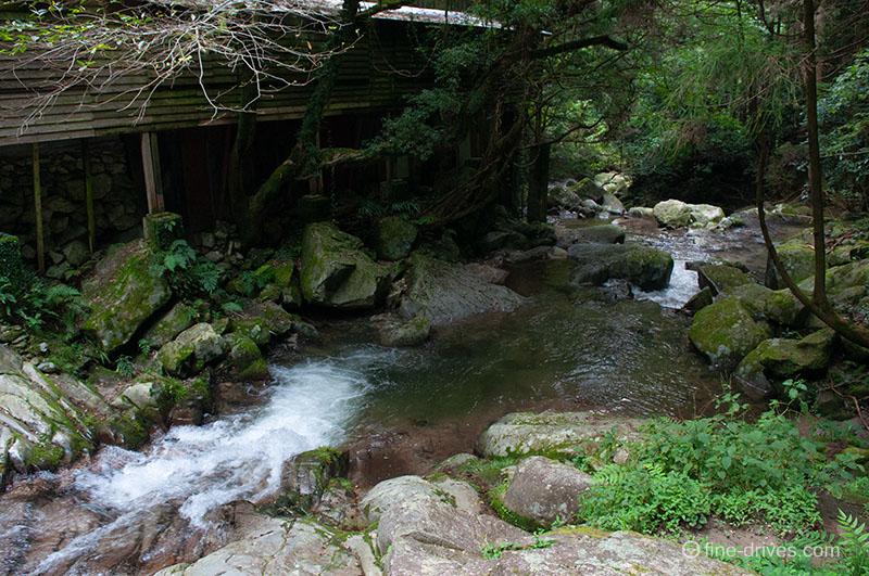 花乱の滝 福岡市早良区