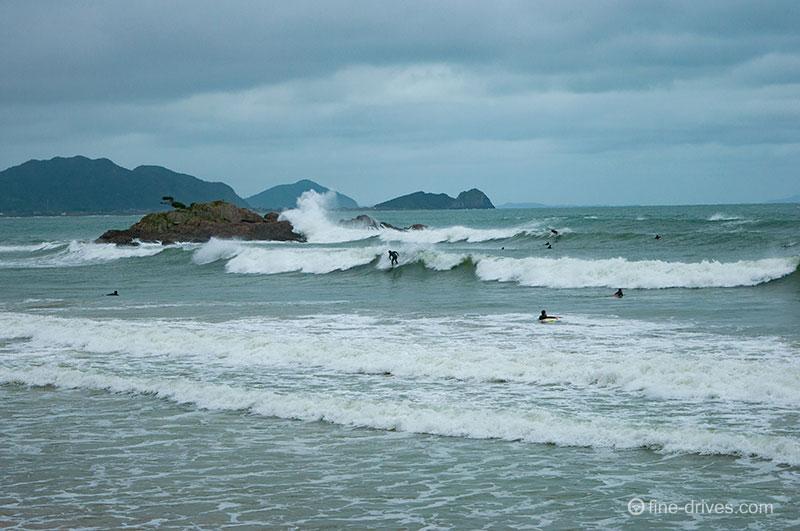 糸島のサーフィンスポット