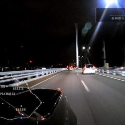 写真:福岡都市高速道路 荒津大橋